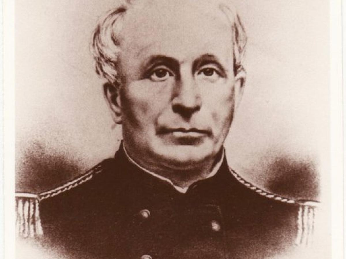 Jonah Sanford, General 92nd Regiment, Potsdam NY. Image date unknown